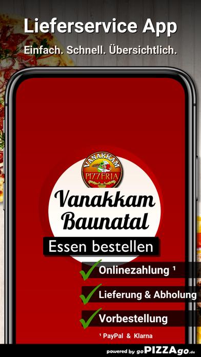 Pizzeria Vanakkam Baunatal screenshot 1
