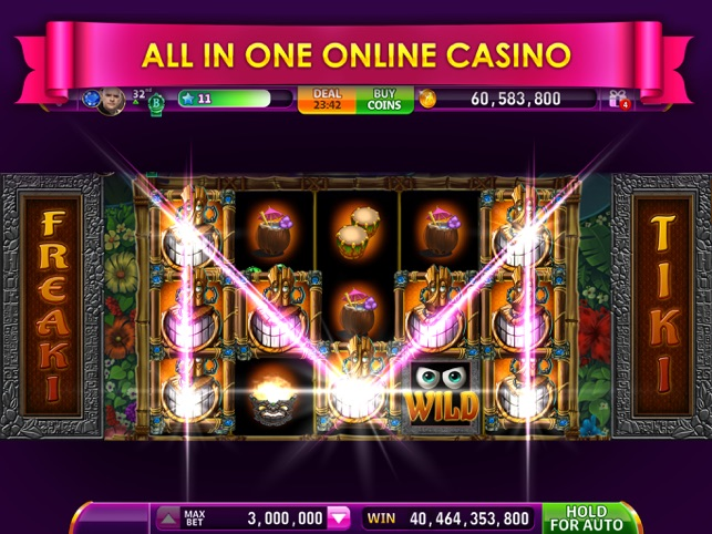 the x factor Casino
