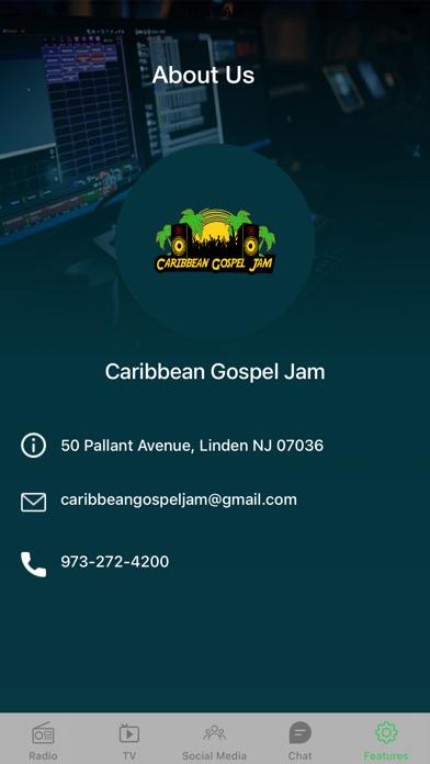 Caribbean Gospel Jam screenshot 3