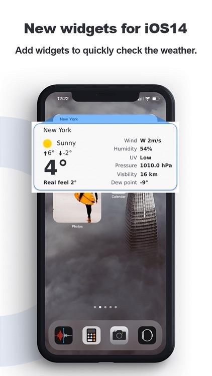 Ace Weather - Radar Map Live screenshot-3