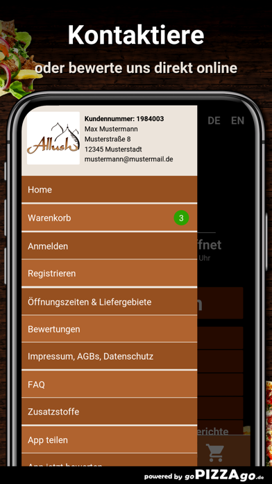 Allush Recklinghausen screenshot 3