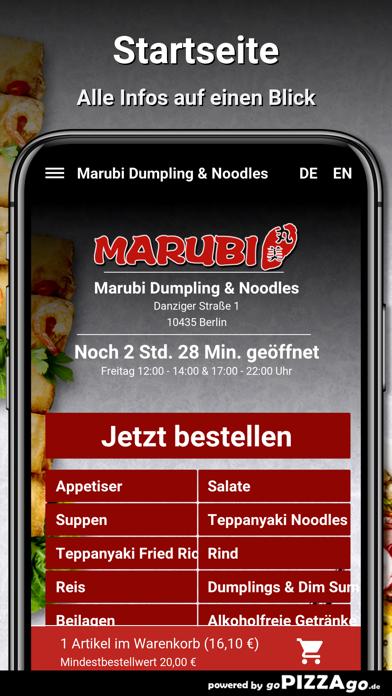 Marubi Berlin screenshot 2