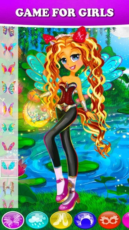Pony Dolls Dress Up Games