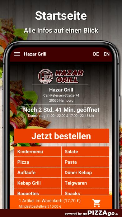 Hazar Grill Hamburg screenshot 2