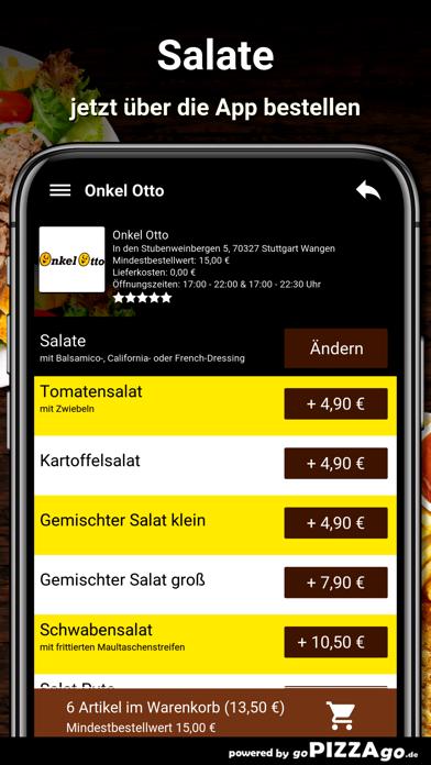 Onkel Otto Stuttgart Wangen screenshot 5