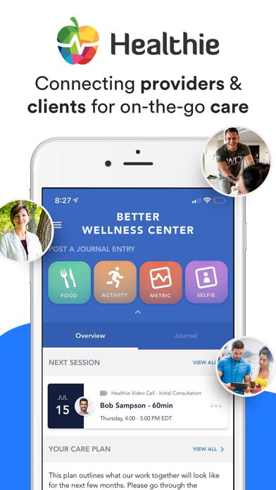 HealthieScreenshot of 1