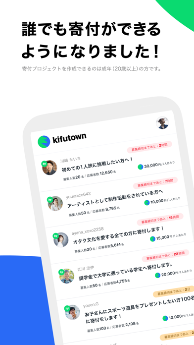 kifutownのおすすめ画像1