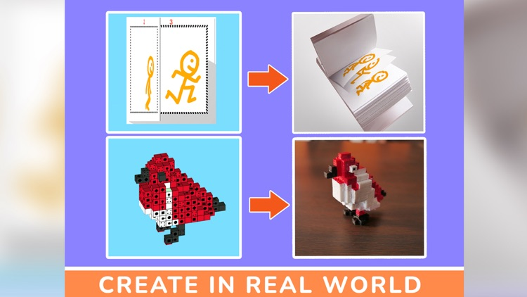 Maker Studio: Kids Block Craft screenshot-8