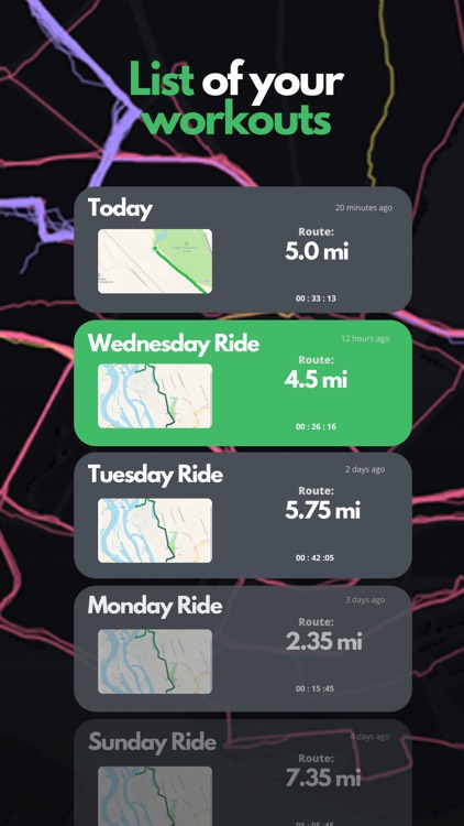 Bike Tracker UCI screenshot-3