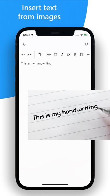 Note-ify: Note Taking & Tasks screenshot-6