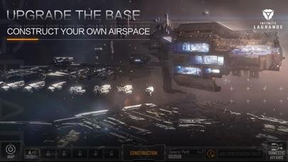 Infinite Lagrange Screenshot on iOS