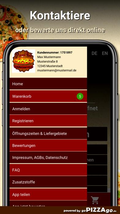 Pizza Hof München screenshot 3