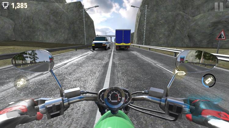 Speed Moto Dash:Real Simulator screenshot-6
