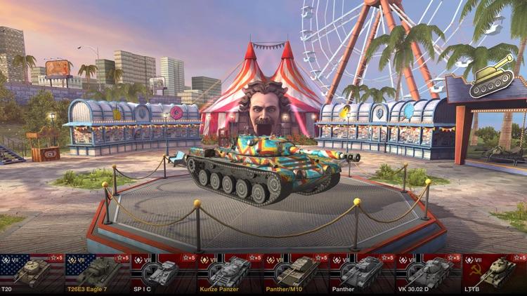World of Tanks Blitz PVP MMO screenshot-0