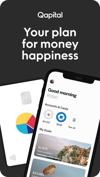 Qapital: Find Money Happiness screenshot-0