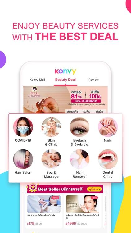 Konvy - Beauty Shopping screenshot-4