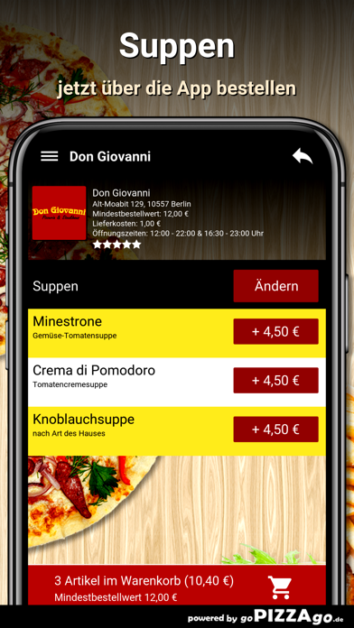 Don Giovanni Berlin screenshot 5