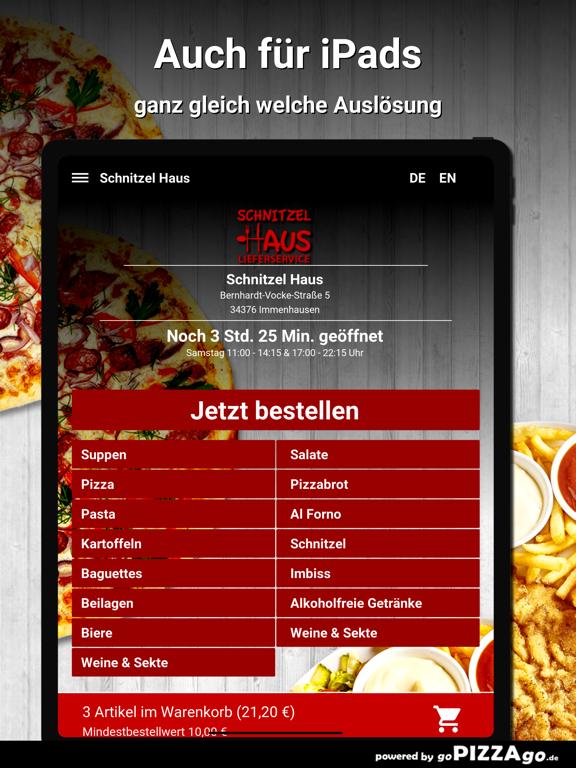 Schnitzel Haus Immenhausen screenshot 8