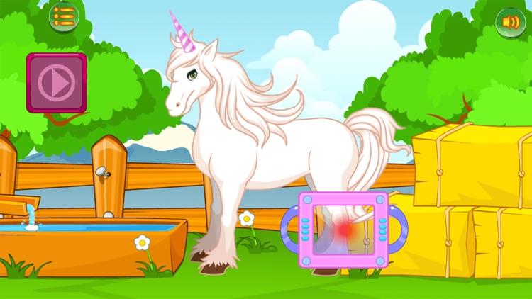 My Horse and Unicorn Grooming screenshot-5