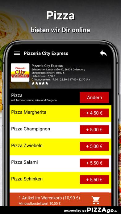 City Express Oldenburg screenshot 5