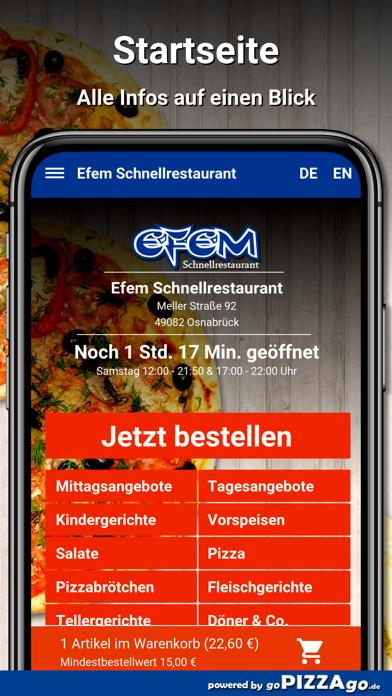 Efem Osnabrück screenshot 2