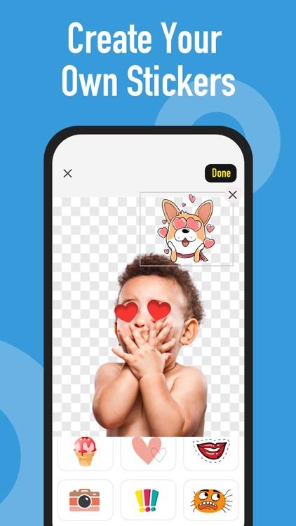 FancySticker-Stickers&Emojis screenshot-4