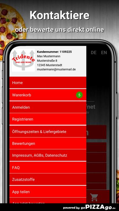Tridente Darmstadt screenshot 3