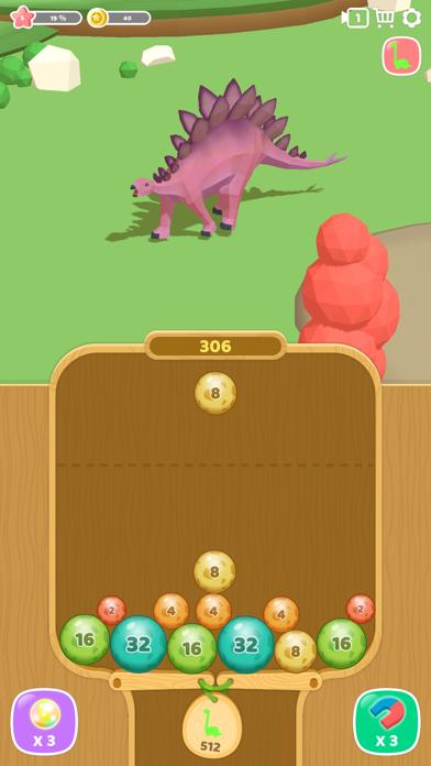 恐竜 2048 3Dのおすすめ画像4