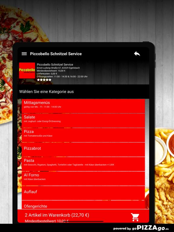 Piccobello Egelsbach screenshot 8