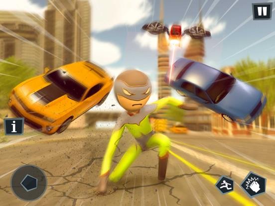 stickman volant corde Hero Jeu