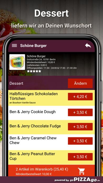 Schöne Burger Berlin screenshot 6