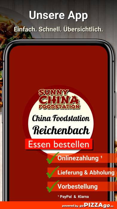 China Foodstation Reichenbach screenshot 1