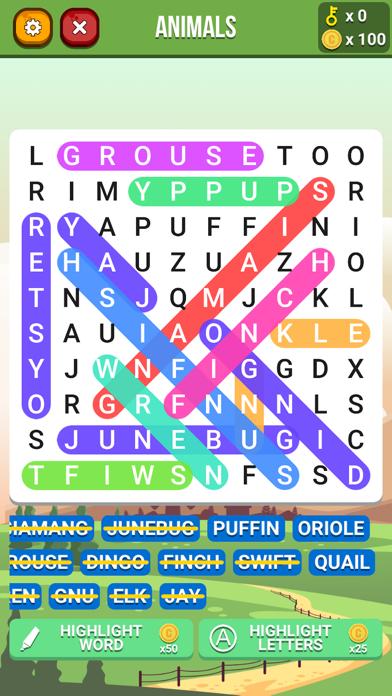 Super Find Word screenshot 7