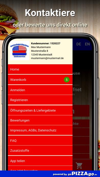 American Burger Augsburg screenshot 3