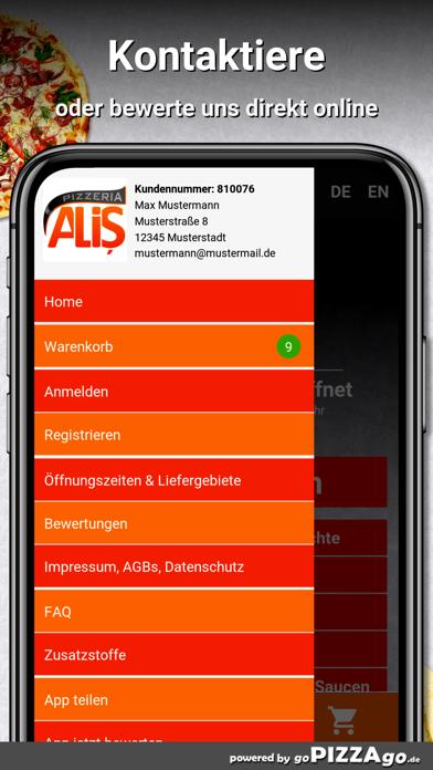 Alis Grill Bielefeld screenshot 3