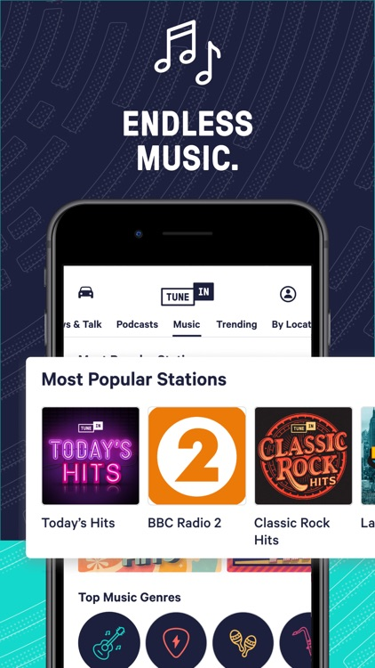 TuneInRadio: Music & Sports screenshot-5