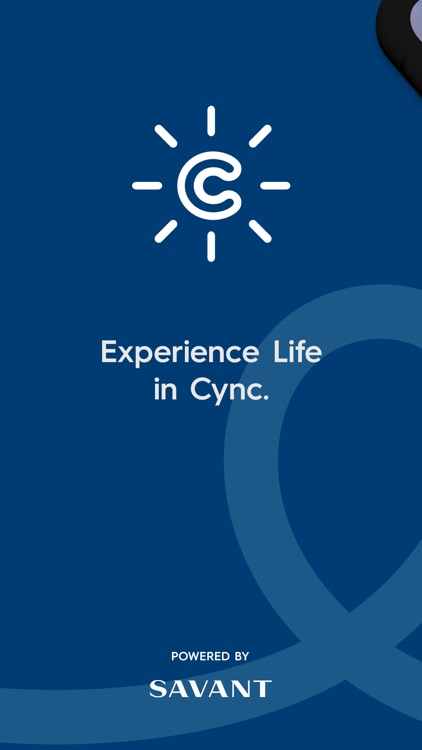 Cync (the new name of C by GE)