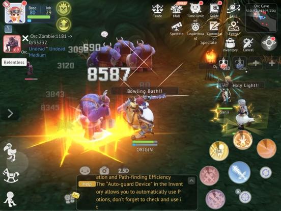 Ragnarok Origin: MMORPG Online screenshot 14