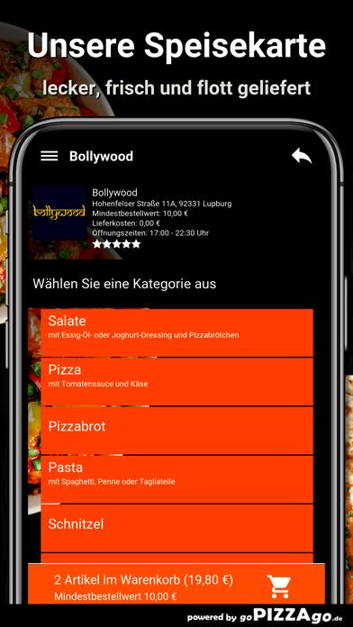 Bollywood Lupburg screenshot 4