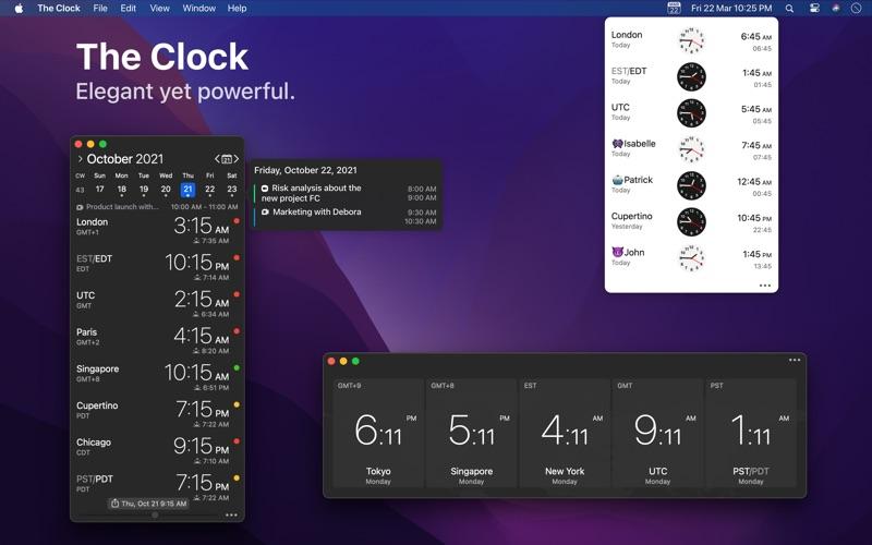 The Clock Screenshots