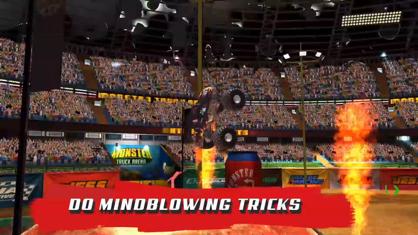 Monster Truck Arena App 视频