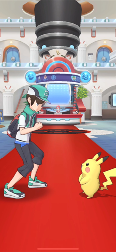 Pokémon Masters store video