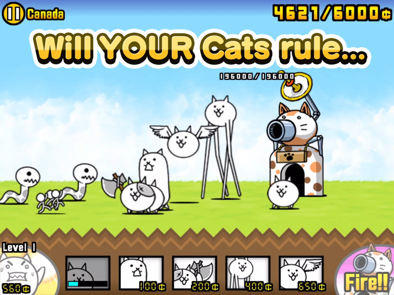 The Battle Cats Overview Apple App Store Canada