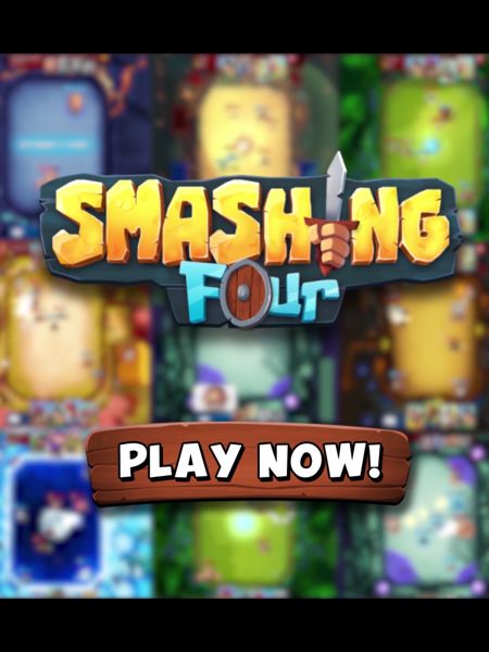 Smashing Four - Revenue & Download estimates - Apple App Store - US