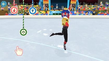 Nice Skating - 有趣的滑冰 – 滑冰游戏 App 视频