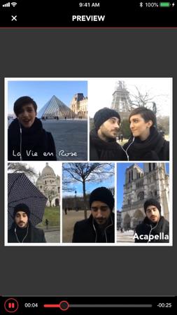Acapella from PicPlayPost - Revenue & Download estimates