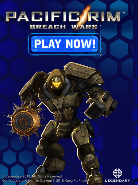 Pacific Rim: Breach Wars Game - Revenue & Download estimates