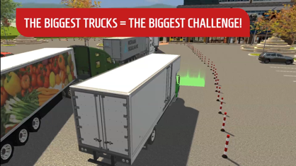 Delivery Truck Driver Highway Ride Simulator App 视频