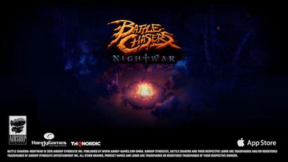 Battle Chasers: Nightwar App 视频