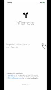 hRemote App 视频